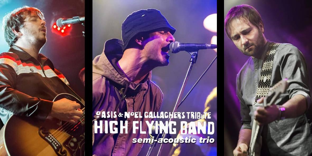 HIGH FLYING BAND LIVE – SABATO 6 APRILE 2019